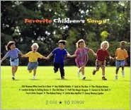 Favorite Children's Songs [Sony 3 Pak]