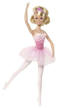 Barbie Princess Ballerina Doll