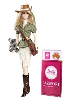 Barbie Collector Dolls of the World Australia