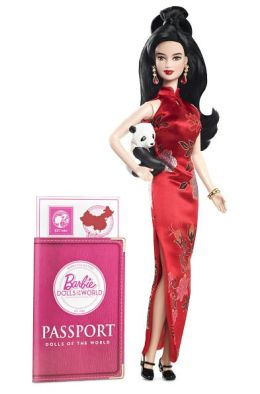 Barbie Collector Dolls of the World China