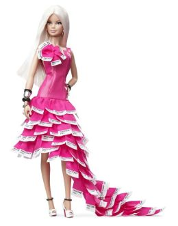 Barbie Collector Pink in Pantone: Play with Fashion Doll