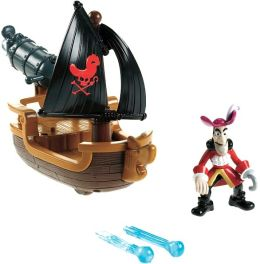 Fisher Price Jake and the Netherland Pirates Hook's Battle Boat