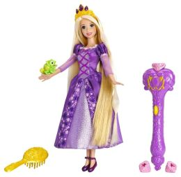 Disney Princess Rapunzel UV Light Doll