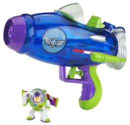 Toy Story Buzz Lightyear Aqua Blast Spaceship