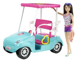 Barbie Sisters Golf Cart