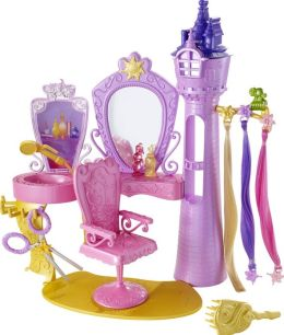 Disney Princess Rapunzel Salon