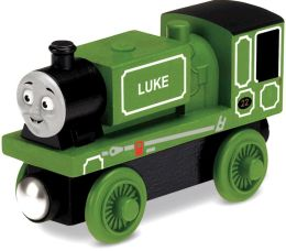 Thomas Wooden Railway Luke Engine