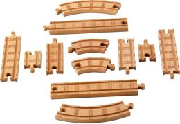 Thomas Wooden Railway Straight & Curve Pack