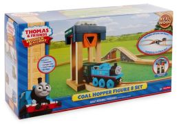 Thomas Wooden Railway Coal Hopper Figure 8 Set