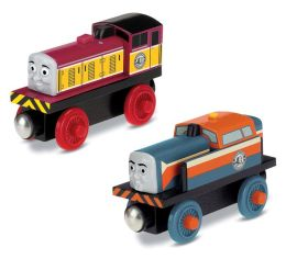 Thomas Wooden Railway Den And Dart 2-Pack