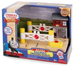 Thomas Wooden Railway Deluxe Railroad Crossing