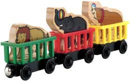 Thomas Wooden Railway Circus Train 3 Pack