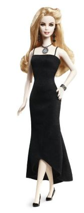 Barbie Collector Twilight Saga Breaking Dawn Rosalie Doll