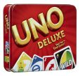 Product Image. Title: Uno Card Game Tin: B&N Exclusive