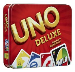 Uno Card Game Tin: B&N Exclusive