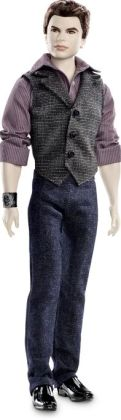 The Barbie Collector The Twilight Saga: Breaking Dawn-Part 2 Doll, Emmett
