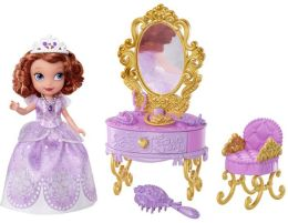 Disney Sofia The First Sofia And Royal Vanity