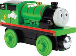 Thomas & Friends™ Wooden Railway: Roll & Whistle Percy