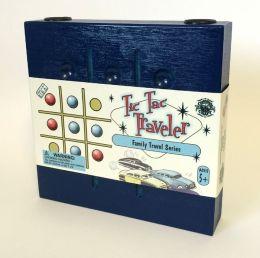 Tic Tac Traveler - Retro
