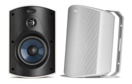 Polk Audio Atrium 5 Speakers (Pair, White)