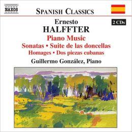 Ernesto Halffter: Piano Music