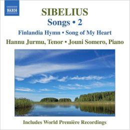 Sibelius: Songs 2