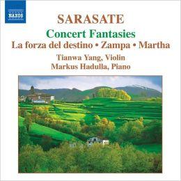 Sarasate: Concert Fantasies