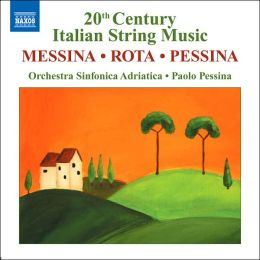 20th Century Italian String Music