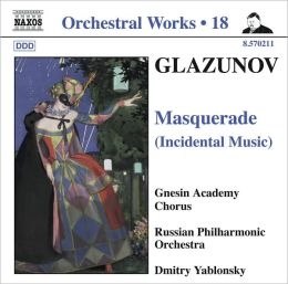 Glazunov: Masquerade (Incidental Music)