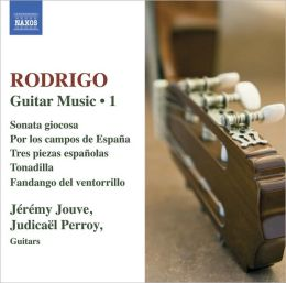 Rodrigo: Guitar Music, Vol. 1