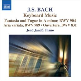 Bach: Keyboard Music