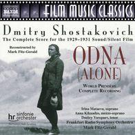 Shostakovich: Odna (Alone) [Silent Film Score]