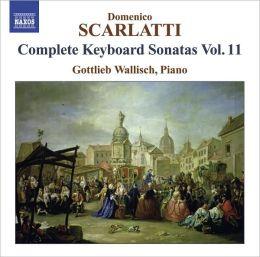 Scarlatti: Complete Keyboard Sonatas, Vol. 11