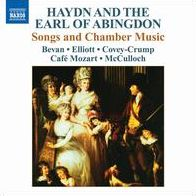 Haydn and the Earl of Abingdon