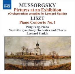 Mussorgsky: Pictures at an Exhibition / Liszt: Piano Concerto No. 1