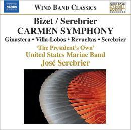 Bizet/Serebrier: Carmen Symphony