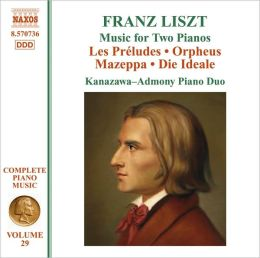 Liszt: Music for Two Pianos