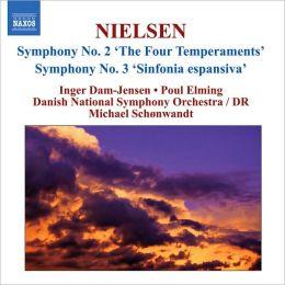 Carl Nielsen: Symphonies Nos. 2