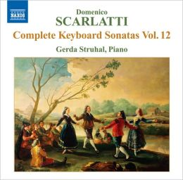 Domenico Scarlatti: Complete Keyboard Sonatas, Vol. 12
