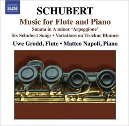 Franz Schubert: Music for Flute & Piano