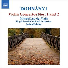 Dohnányi: Violin Concerto Nos. 1 and 2