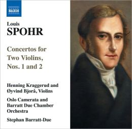 Spohr: Concertos for Two Violins, Nos. 1 & 2