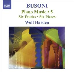 Busoni: Piano Music, Vol. 5