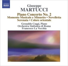 Giuseppe Martucci: Complete Orchestral Music, Vol. 4