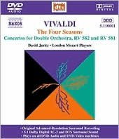 Vivaldi: The Four Seasons [DVD Audio]