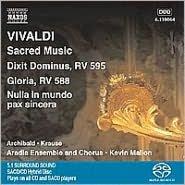 Vivaldi: Dixit Dominus, Gloria (Hybrid SACD)