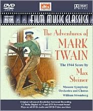Steiner: The Adventures of Mark Twain (DVD Audio)