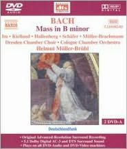 Bach: Mass in B minor [DVD Audio]