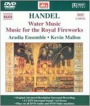 Water Music (Handel / Aradia Ensemble / Mallon)