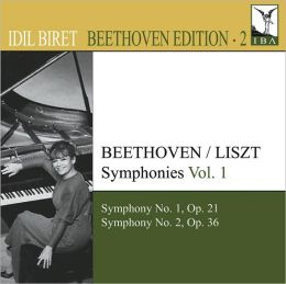 Beethoven: Symphonies Nos. 1 & 2, Vol. 2